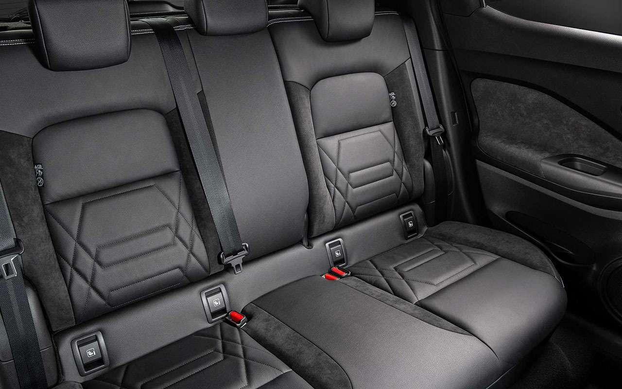 Новый Nissan Juke: легче, больше, злее— фото 994849