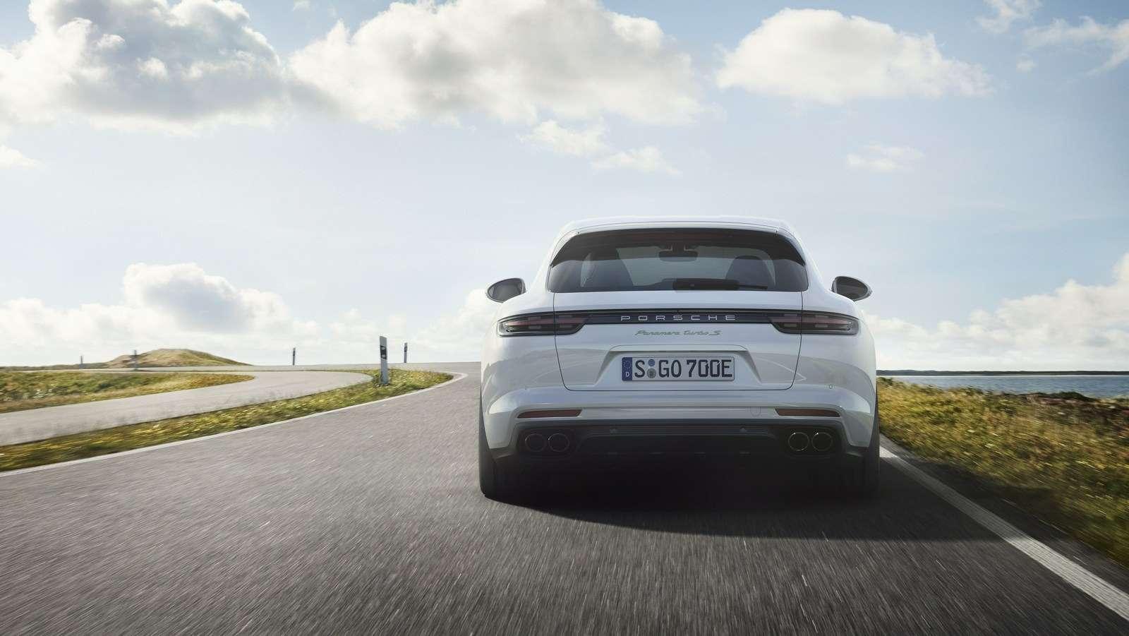 Porsche рассекретила самый крутой «сарай» вмире— фото 798462