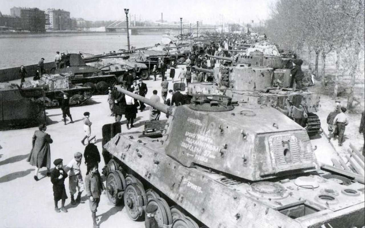 Захватить ипеределать: как фашистские танки служили вКрасной армии— фото 1053269