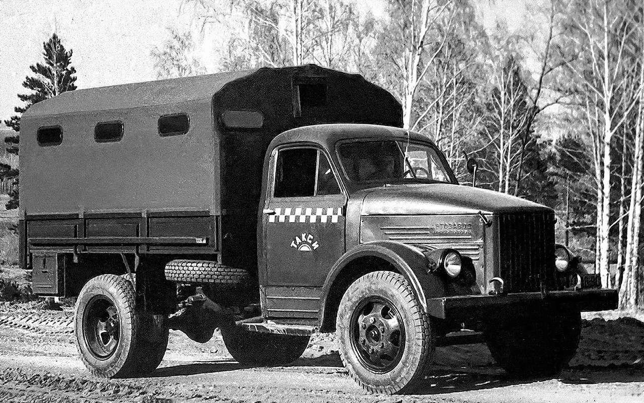 Самый популярный грузовик СССР— такого ГАЗ-51вы невидели— фото 961760