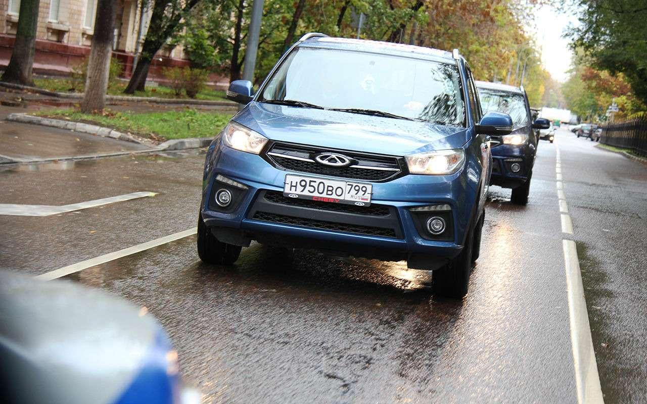Марш-бросок через пол-России: инспекция «Зарулем»— фото 911138