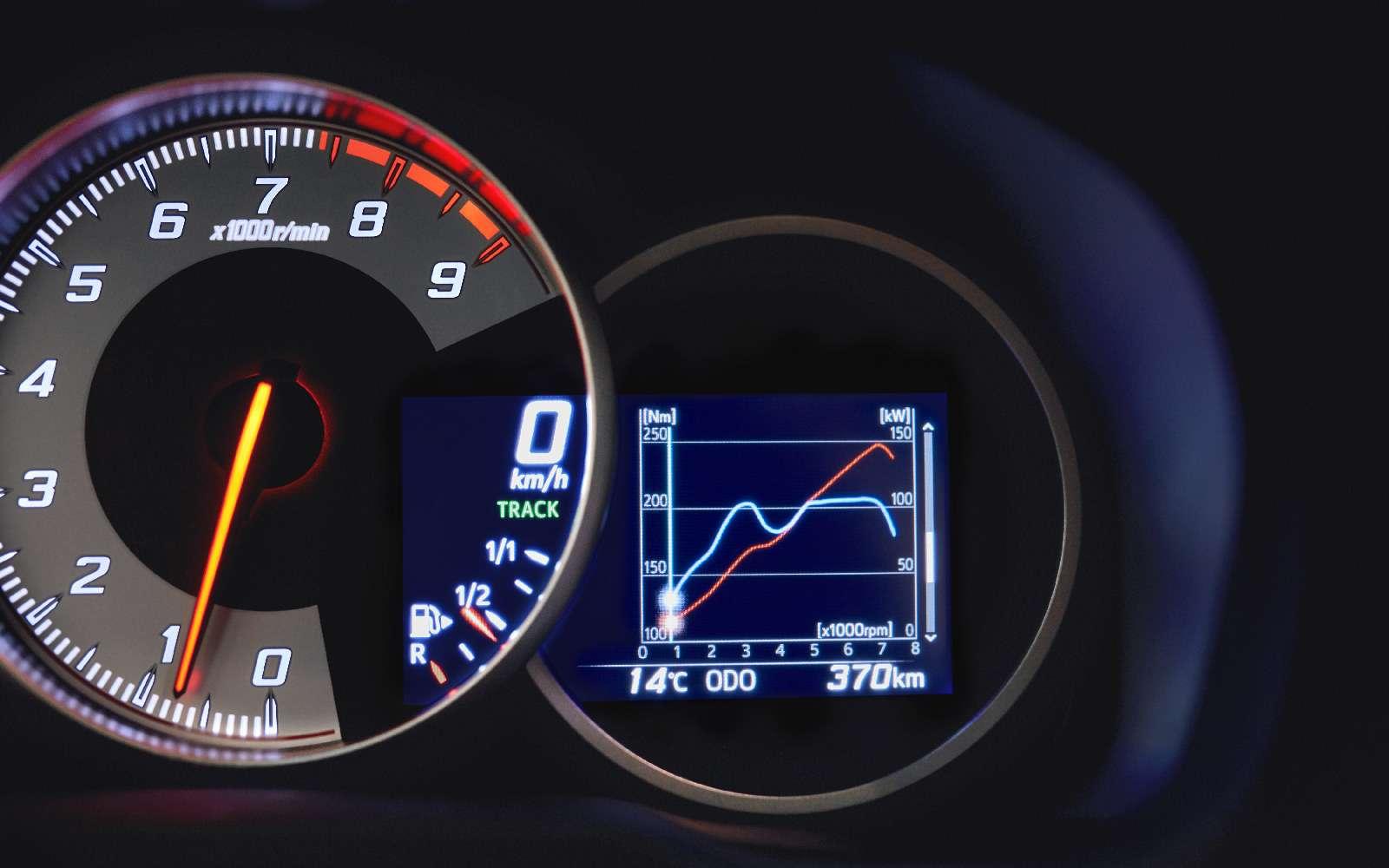Toyota GT86 получила обновленное шасси итрековый режим— фото 692300