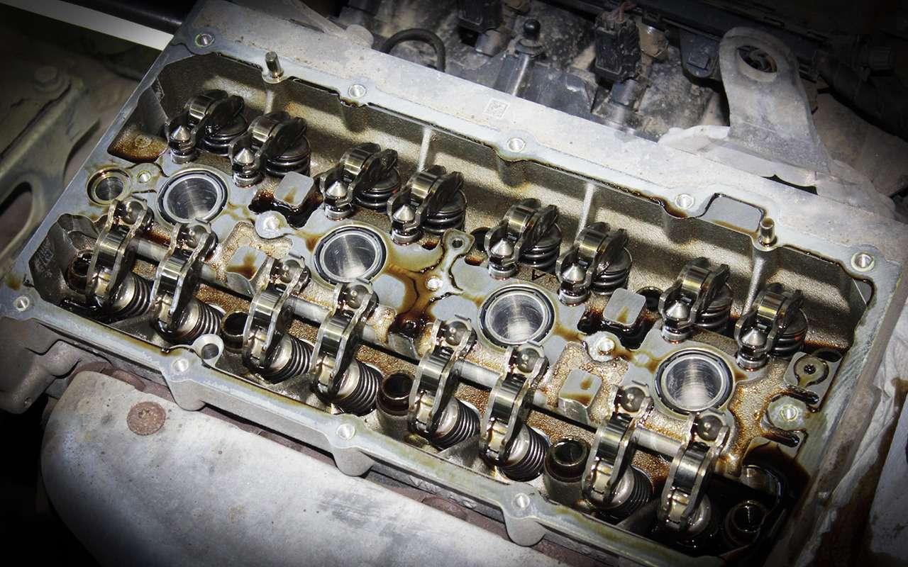 Всепроблемы двигателя Volkswagen 1.6— экспертиза «Зарулем»— фото 981077
