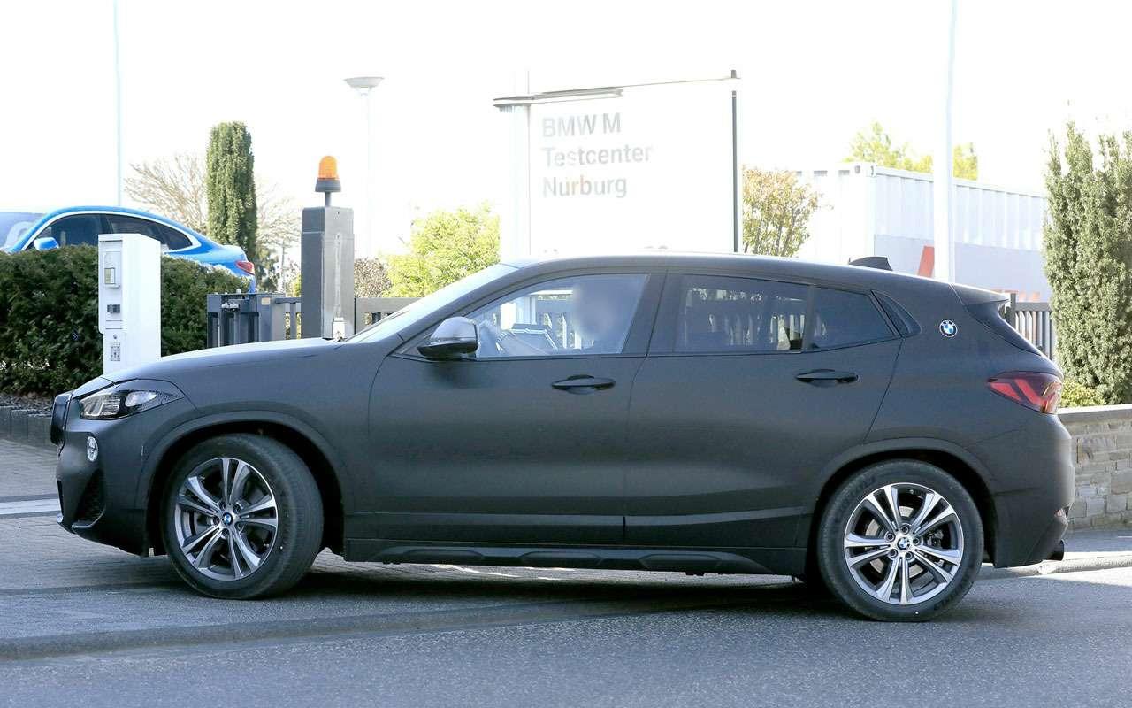 BMWобновил самое доступное кросс-купе— фото 1119398