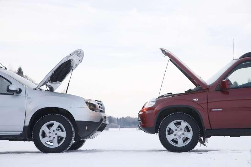 До какого состояния нужно прогревать авто