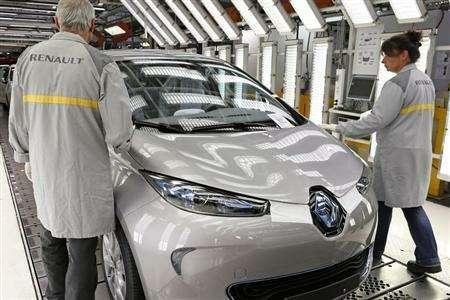 Mitsubishi выпустит две модели набазе автомобилей Renault