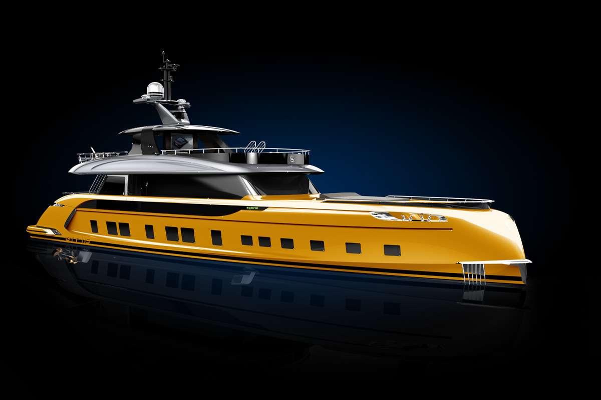 Побочный заработок— роскошные яхты автобрендов— фото 799106