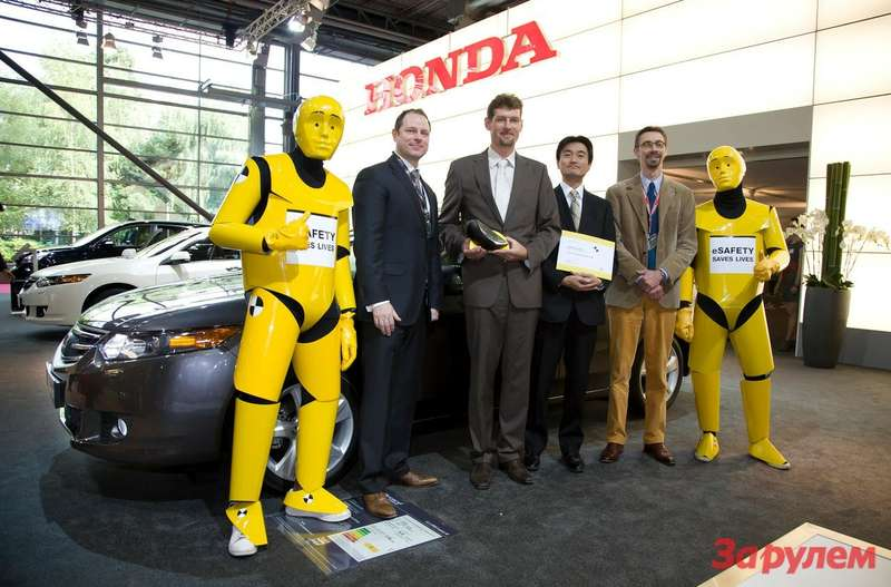 14533_Hondas_CMBS_Technology_receives_Euro_NCAP_Advanced_Award
