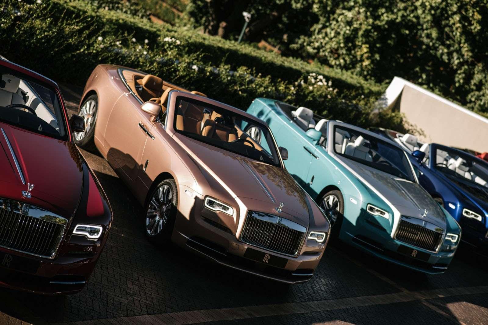 Надороги России выезжает Rolls-Royce Dawn— фото 580860