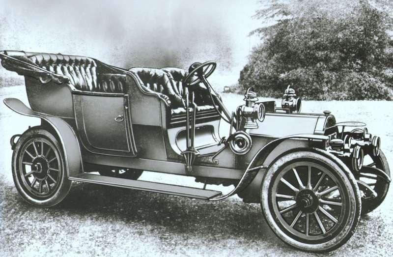 1907 lancia alpha