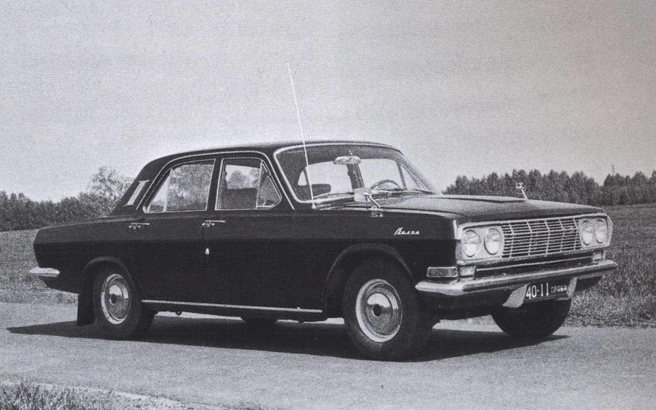 Волги ГАЗ-24, которых выне знали— фото 866404