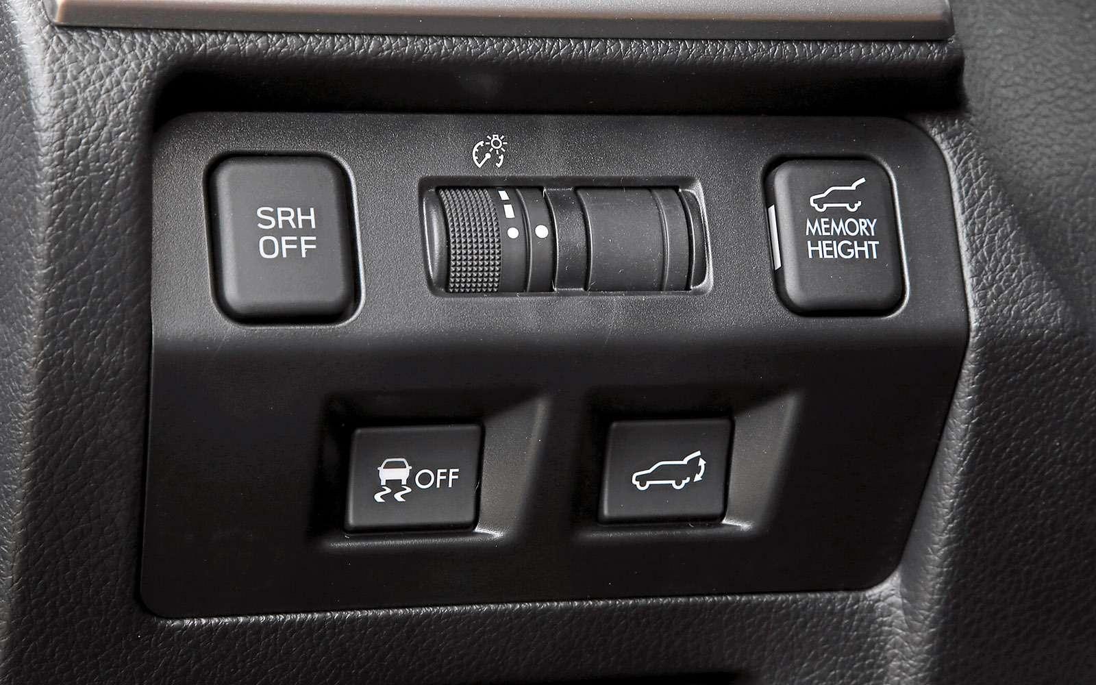 Новый Renault Koleos против конкурентов: буржуа, лесник иленивец— фото 780185