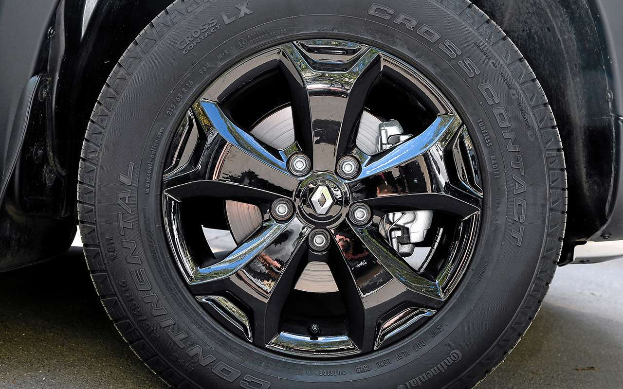 Renault Duster— тест-драйв новой версии— фото 976308