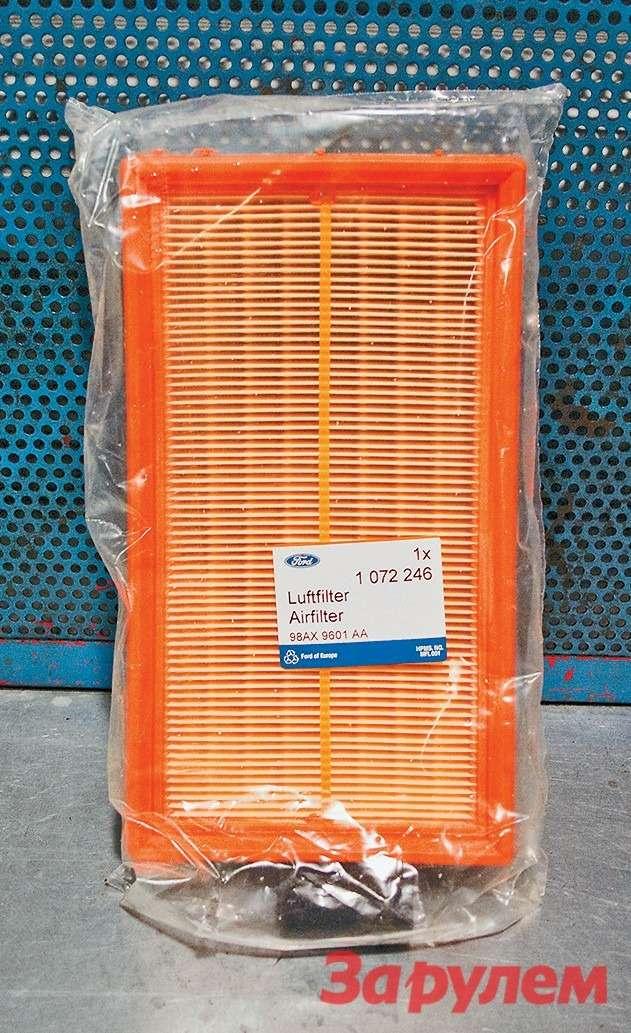 Оригинальный воздушный фильтр 98AX 9601AA