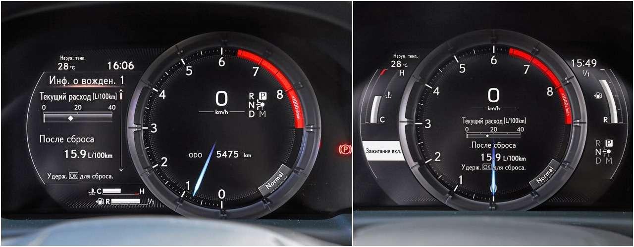Большой тест престижных седанов: новый Lexus LS500и конкуренты— фото 928783