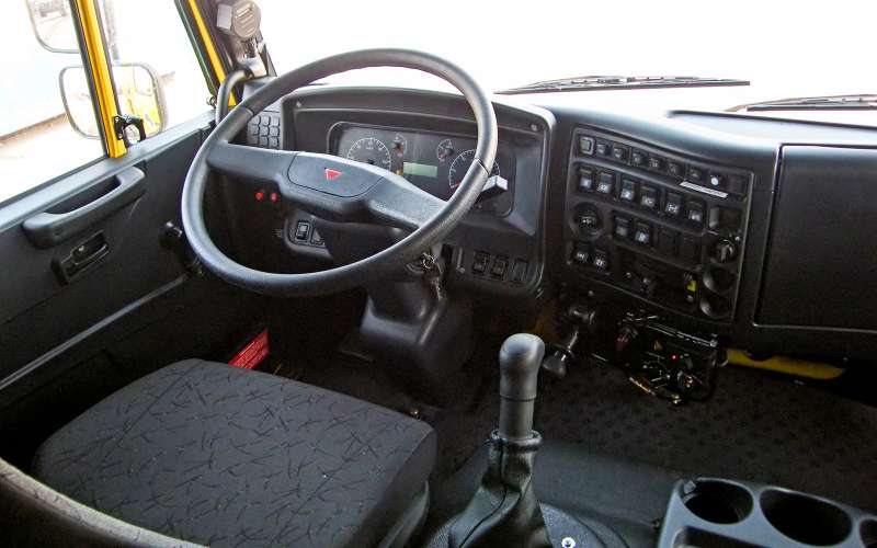 Тягачи КАМАЗ-РИАТ: грузовой премиум