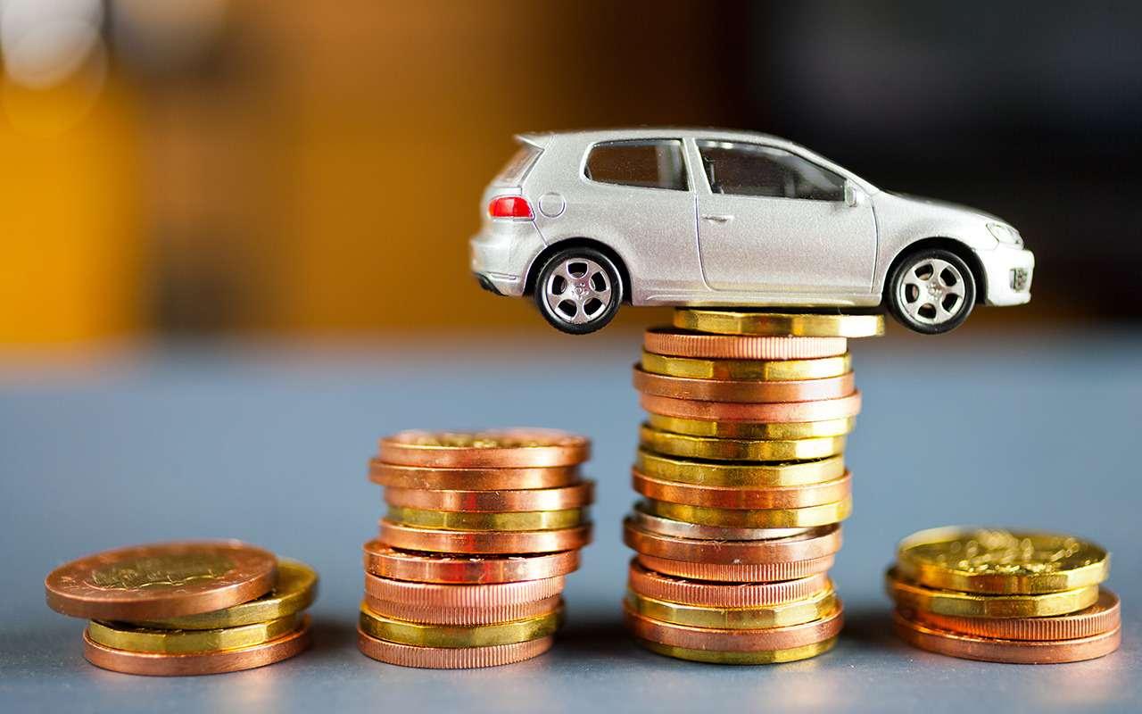 Автомобили спробегом: что почём продадим через три года? Исследование— фото 1010584