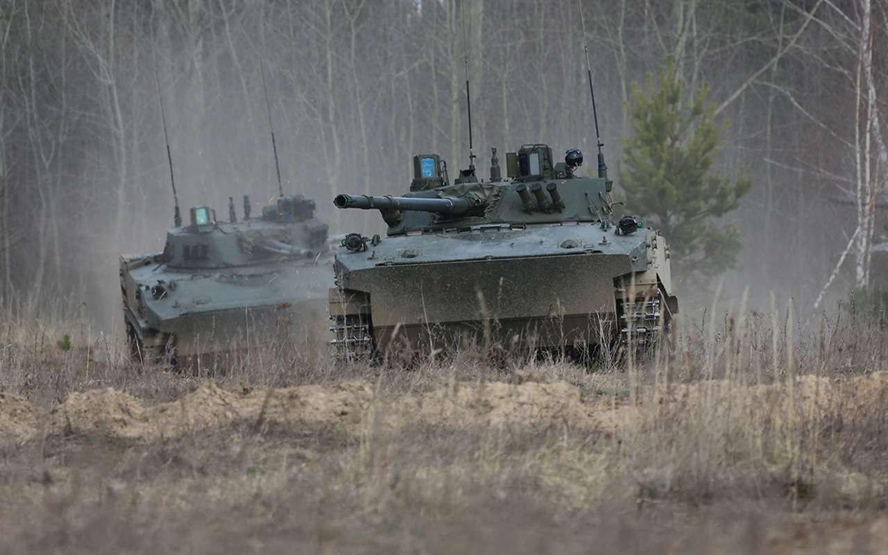 Боевая машина десанта: зачем российской армии БМП-лайт?— фото 922274