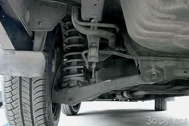 Парк ЗР: Toyota Corolla, Mitsubishi Lancer. Половина отмеренного— фото 59852