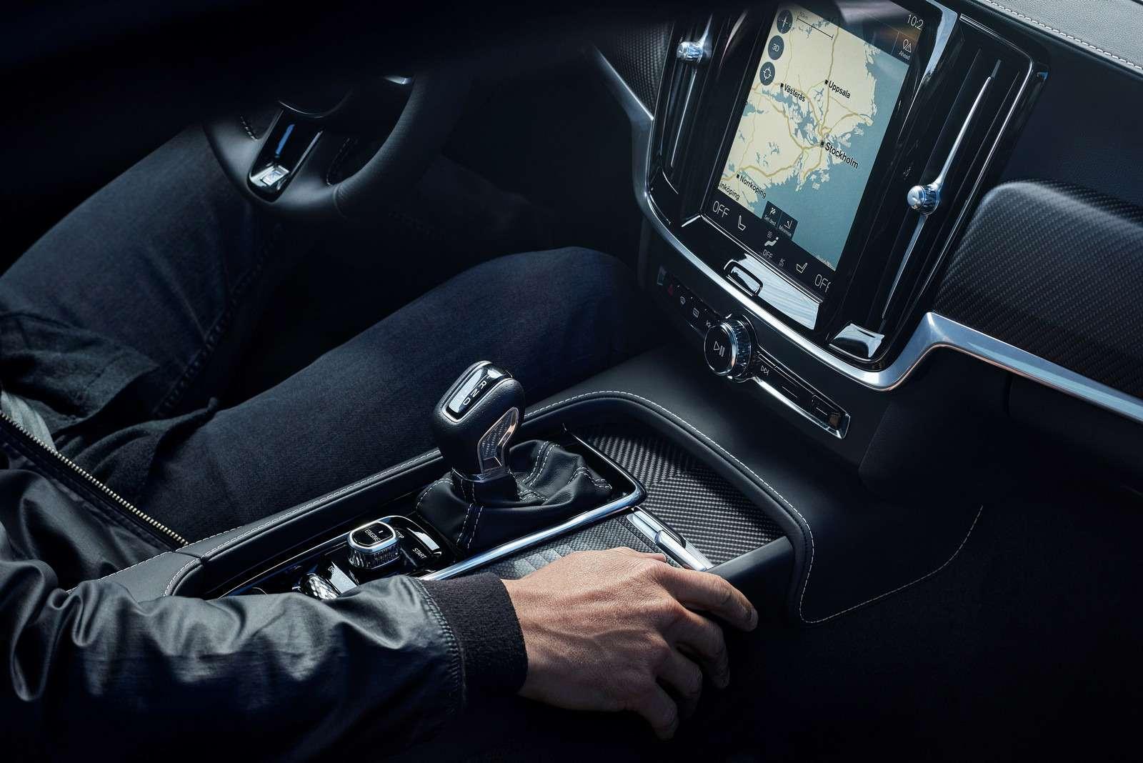Volvo подготовила дляфлагманской модели спортпакет R-Design— фото 600944