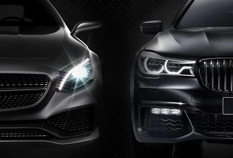 Mercedes-Benz против BMW: чей подержанный автомобиль лучше?