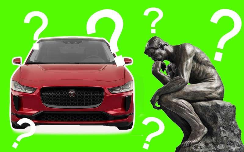 ВЯгуаре спорят сословарем: нетак описывает «автомобиль»