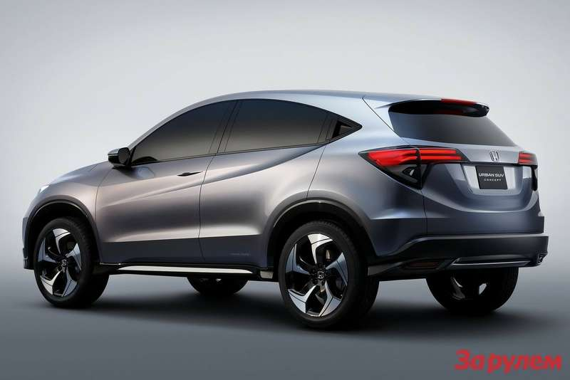 Honda Urban SUV Concept 2013 1600x1200 wallpaper 04