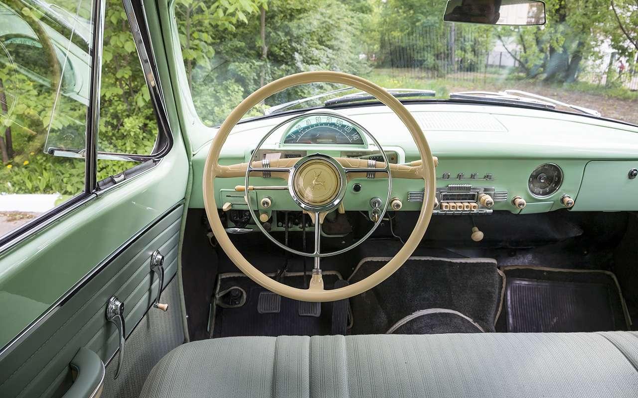 Самое крутое авто изпрошлого: 9фактов оГАЗ-21— фото 1250418