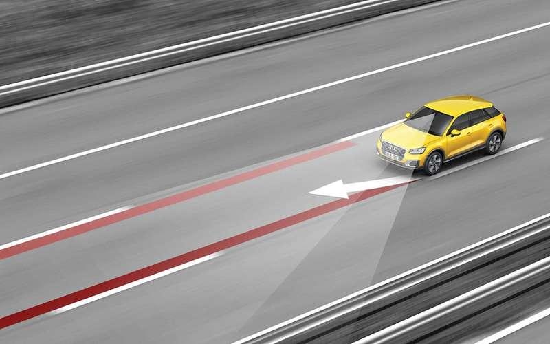 Всеэто скоро вобычных авто: очень продвинутые системы безопасности