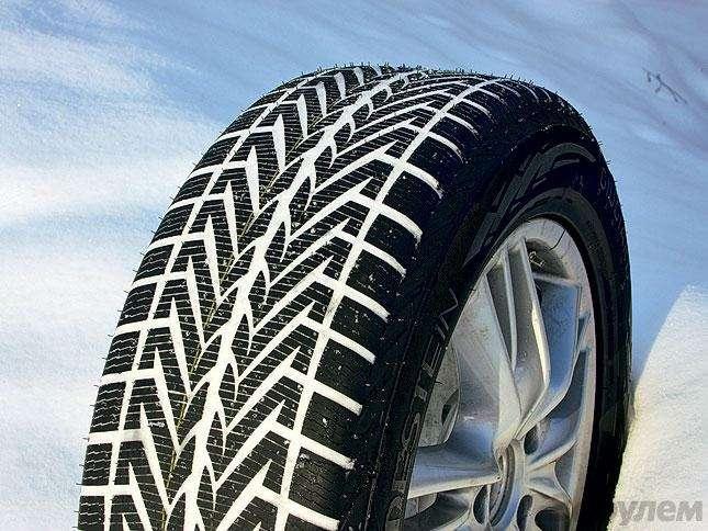 Тест нешипованные шины 255/55R18SUV: зимний балл— фото 89745