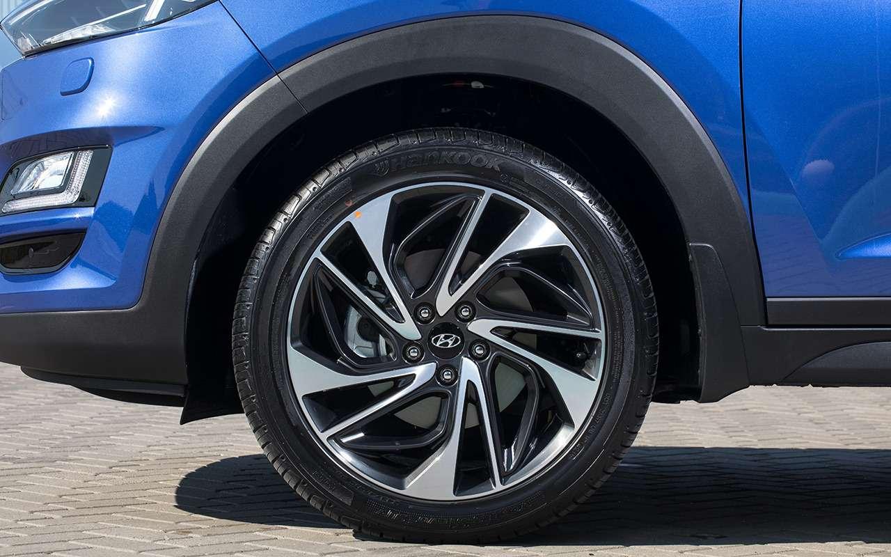 5 поводов задуматься опокупке обновленного Hyundai Tucson— фото 929350