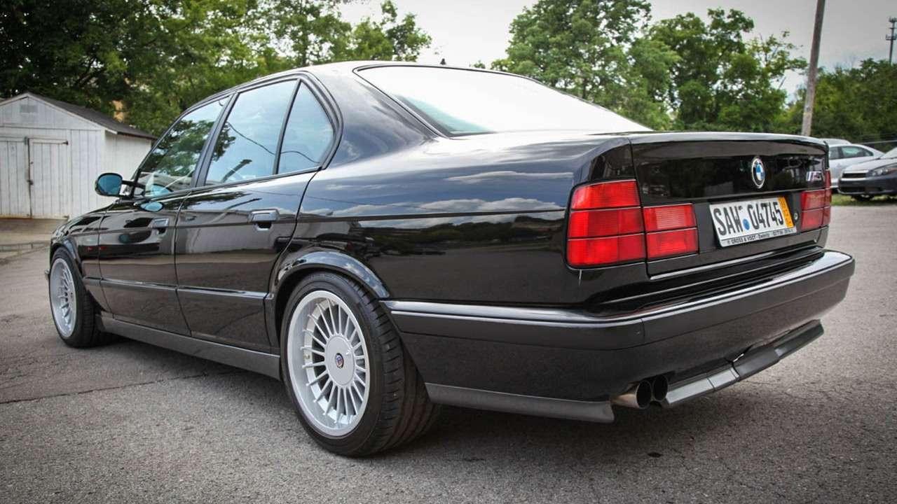 Муха несидела: древняя BMW поцене свежей— фото 614279