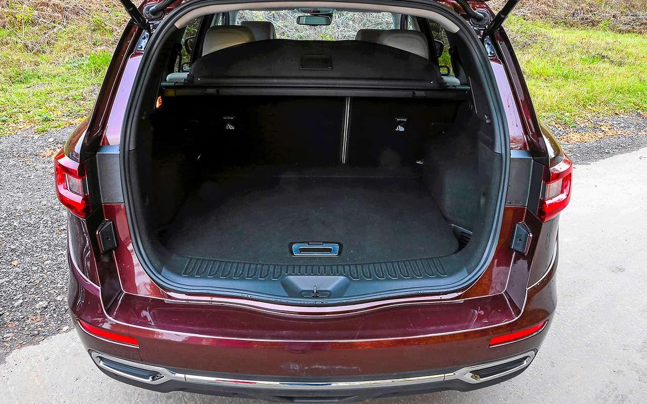 Hyundai Santa Feпротив конкурентов: большой тест кроссоверов— фото 931465