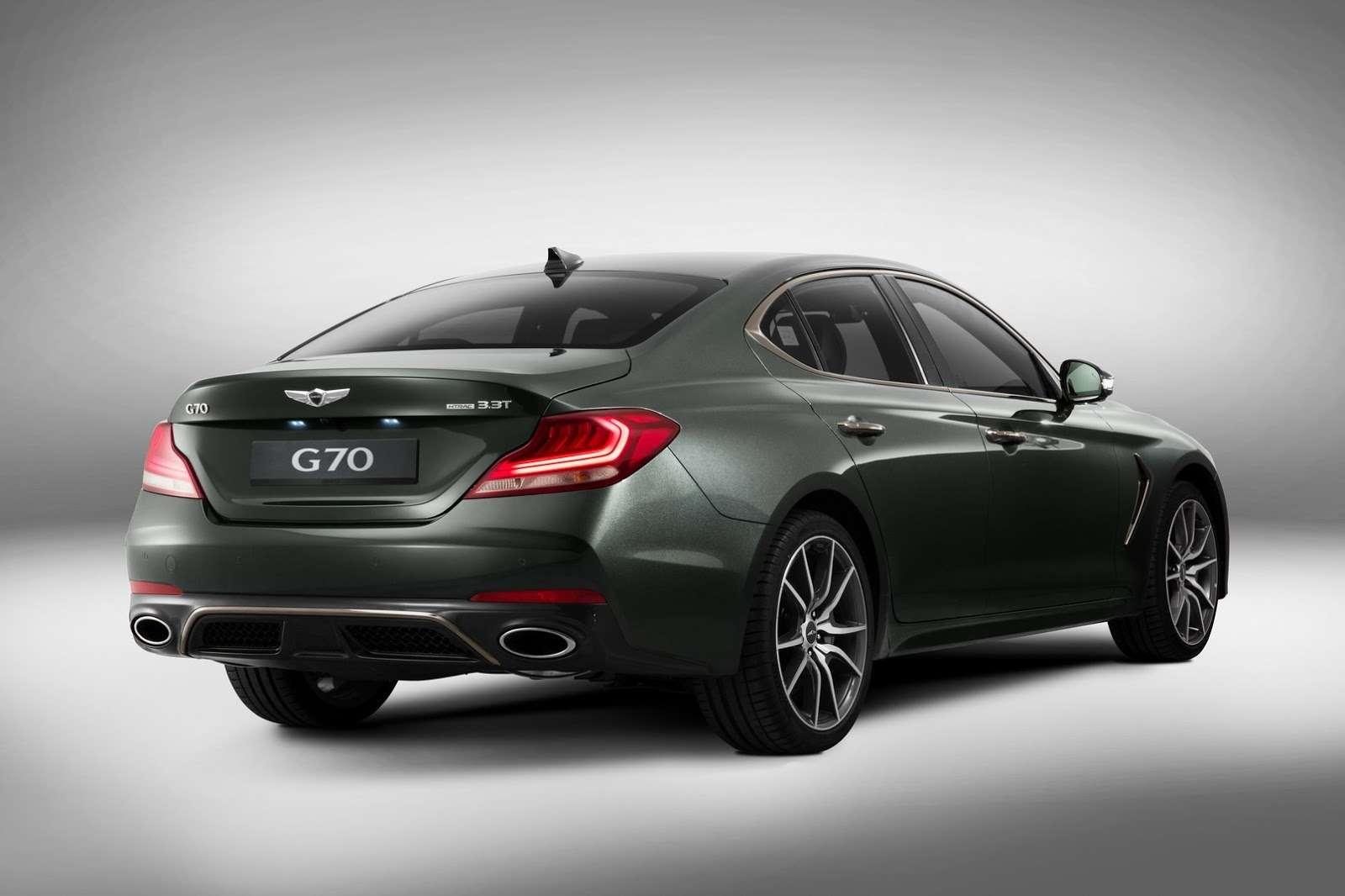 Корейский соперник «трешки» BMW вРоссии оказался дешевле конкурентов— фото 795134