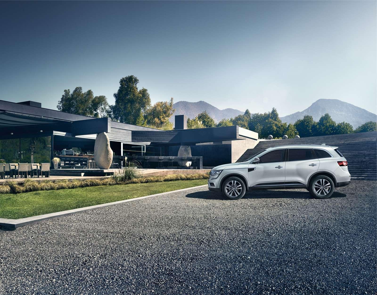 Новый Renault Koleos поступил впродажу— фото 771371