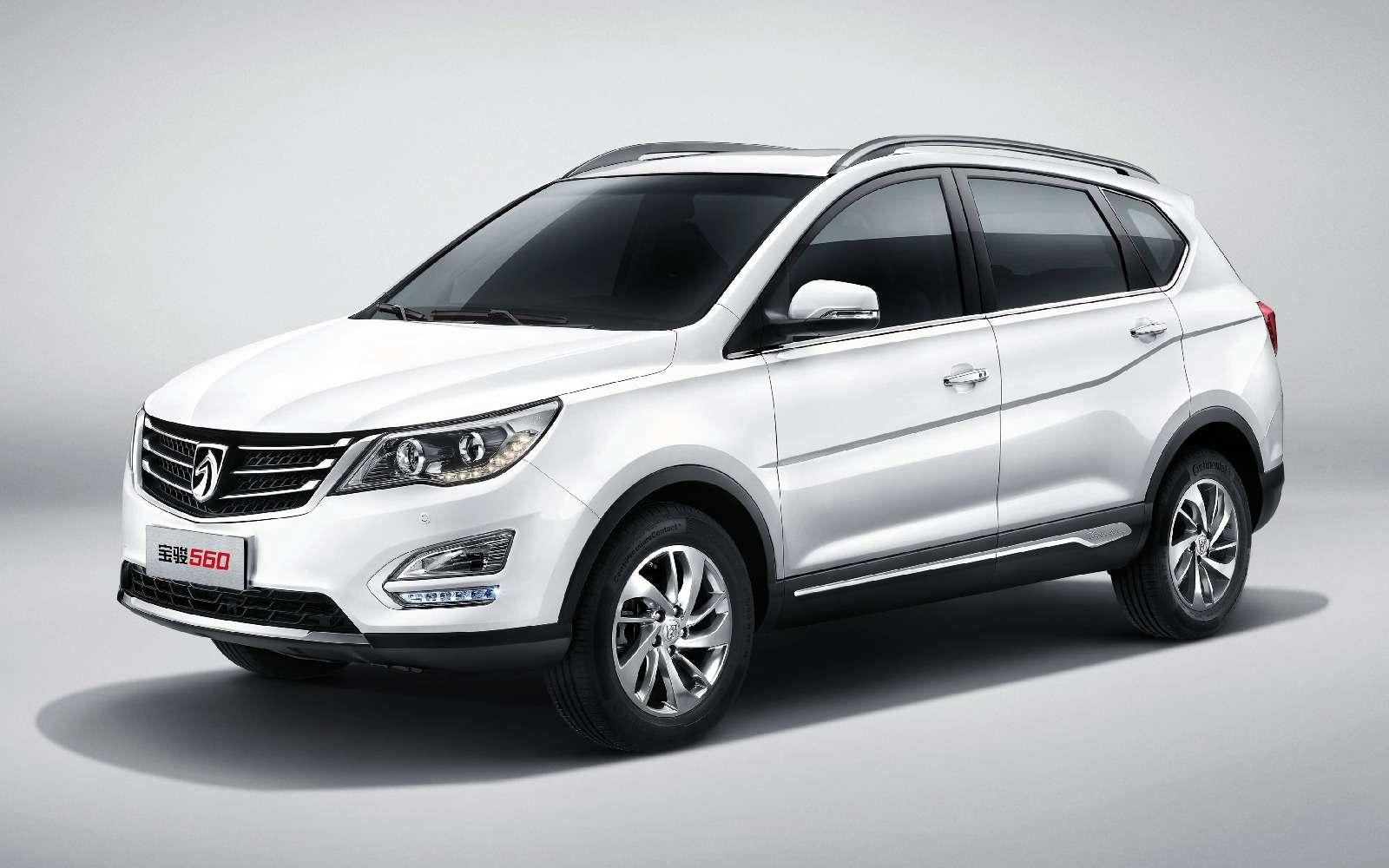 Итоги продаж автомобилей вКитае в2016 году: выше неба!— фото 695193