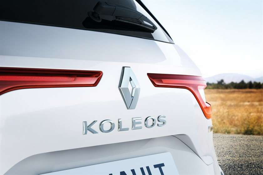 Renault Koleos получил вРоссии турбодизель— фото 796690