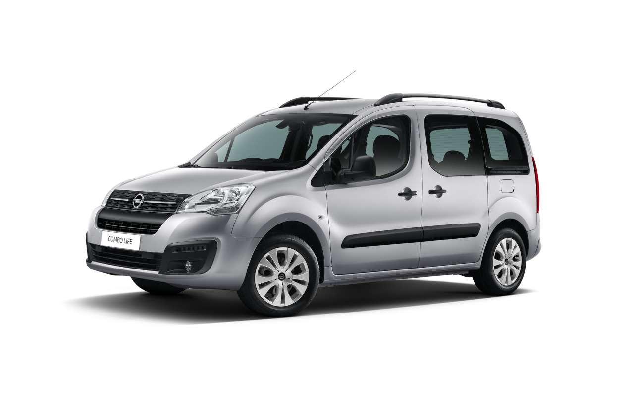 Opel Combo Life: прием заказов ицены— фото 1235864