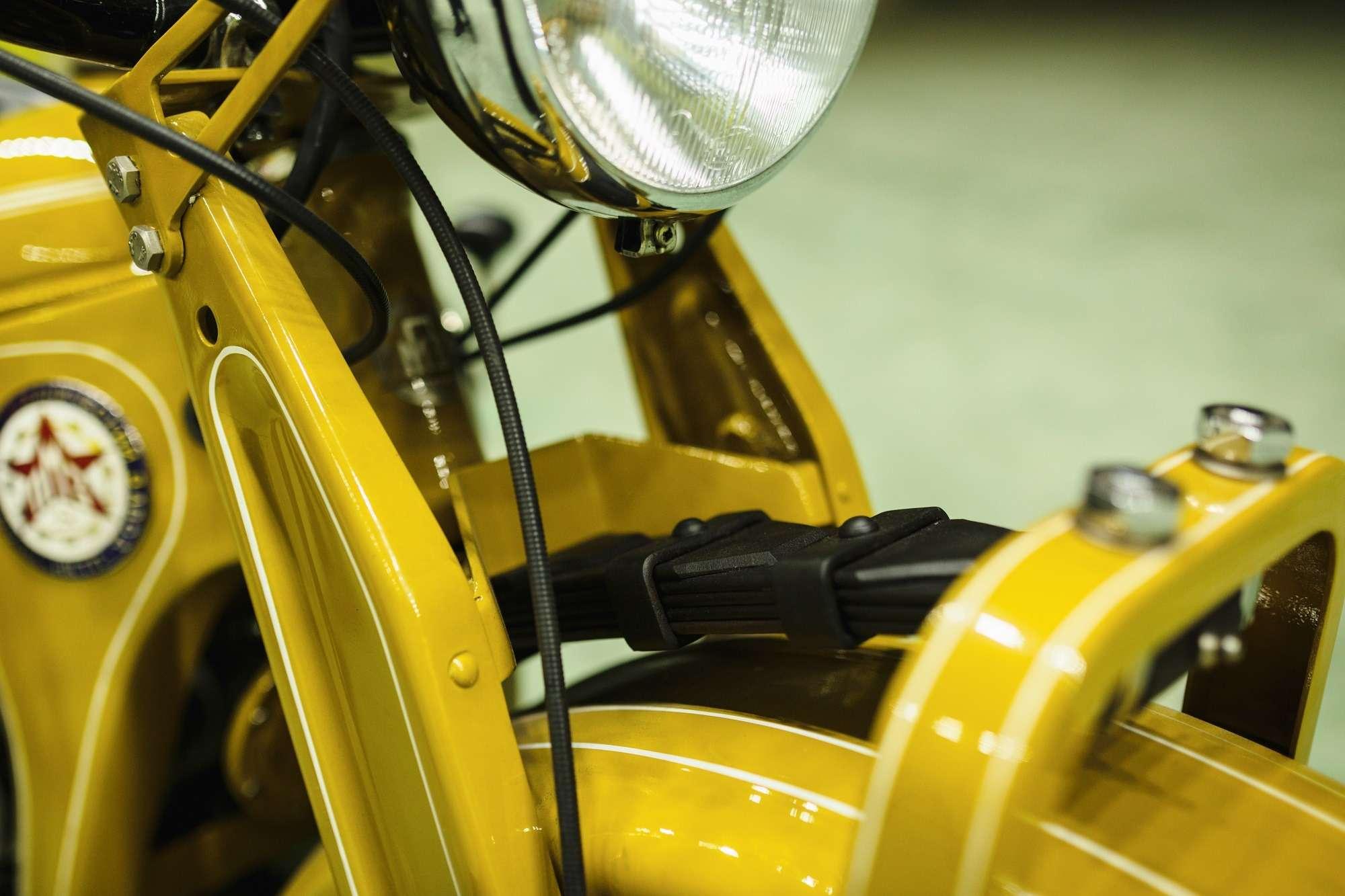 Тяжелый мотоцикл ПМЗ А-750: как Harley-Davidson оказался в ходовой BMW — фото 927410
