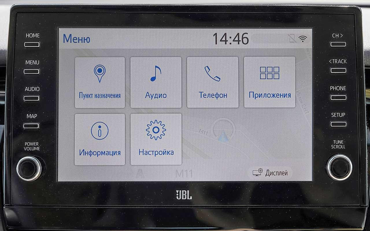 Toyota Camry, Kia K5, VWPassat— большой тест-сравнение— фото 1262495