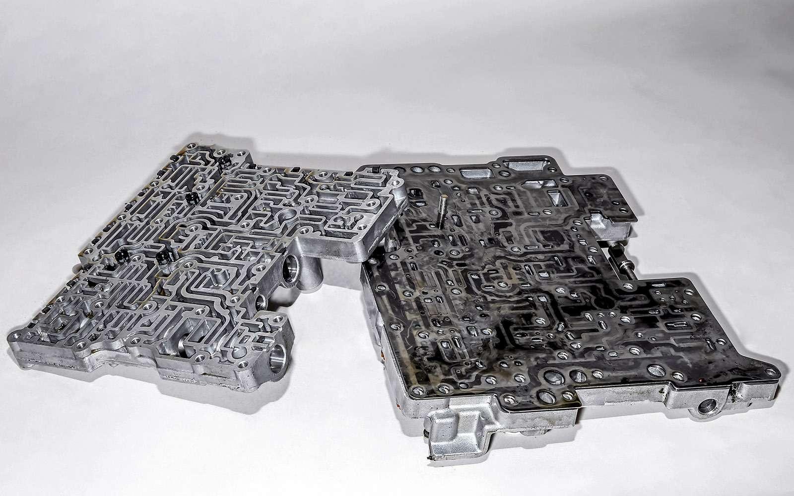 Автоматические коробки передач: болезни илечение— фото 680763
