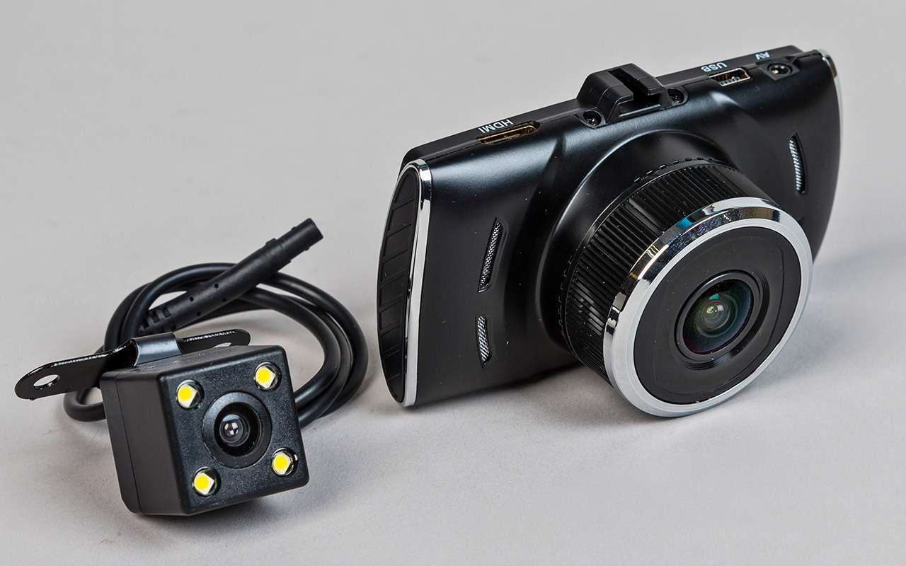 Восемь новых видеорегистраторов Full HDиSuper HD— большой тест— фото 829179