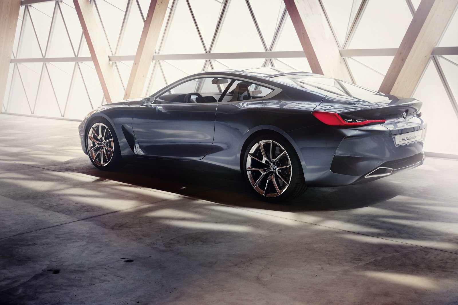 Великолепная «восьмерка»: новое купе BMW— теперь скристаллами!— фото 756649