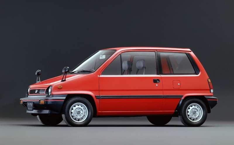 Honda City первого поколения, 1981— 1986год