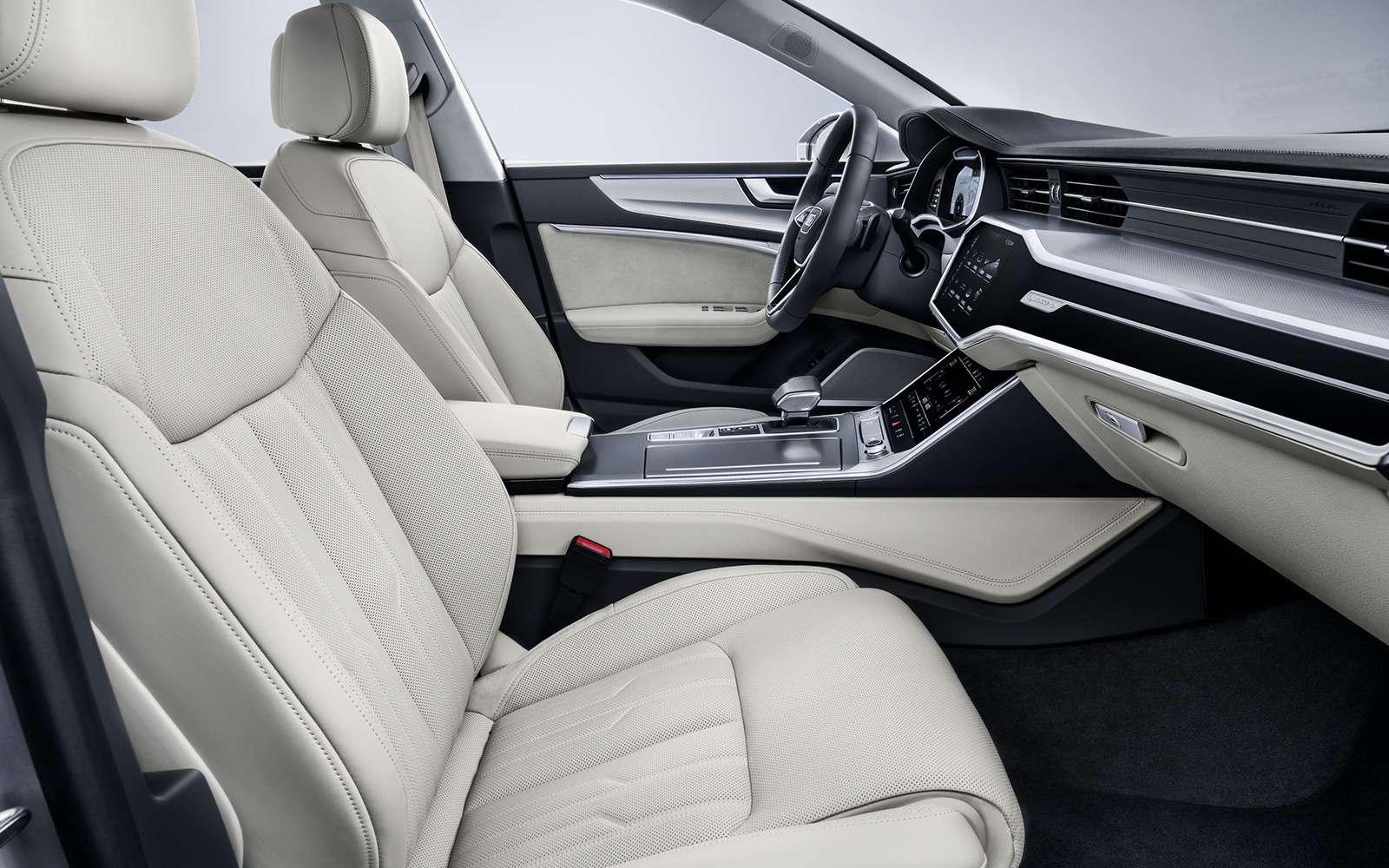 Новая Audi A7Sportback— вся насенсорах— фото 807159