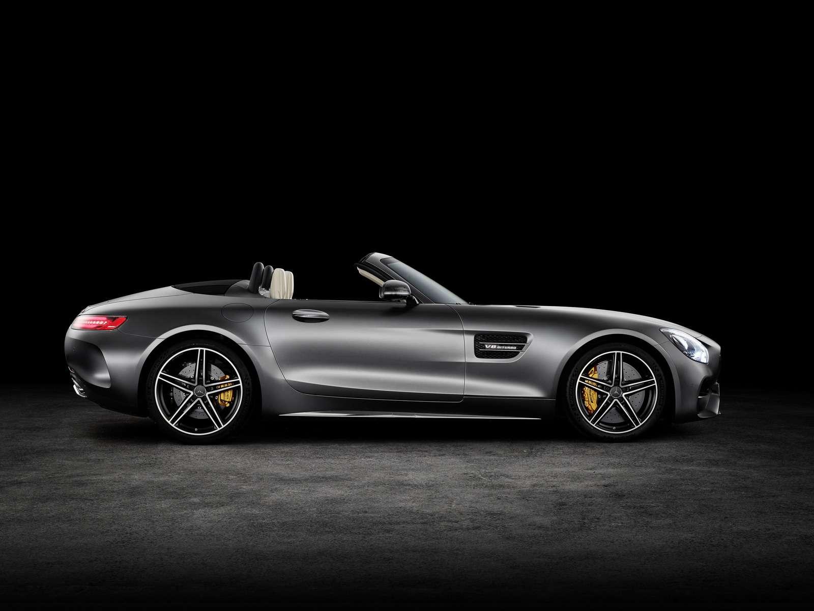 Mercedes-AMG GTRoadster: витамин С— фото 635011