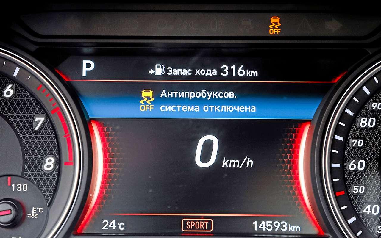 Субару, Мерседес, BMW, Audi...— чей полный привод круче— фото 933382
