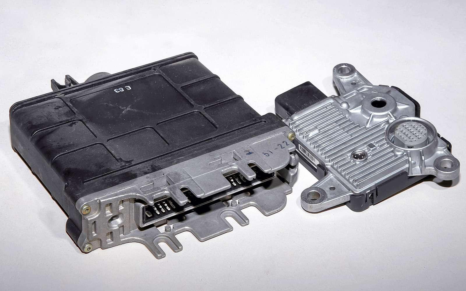 Автоматические коробки передач: болезни илечение— фото 680760