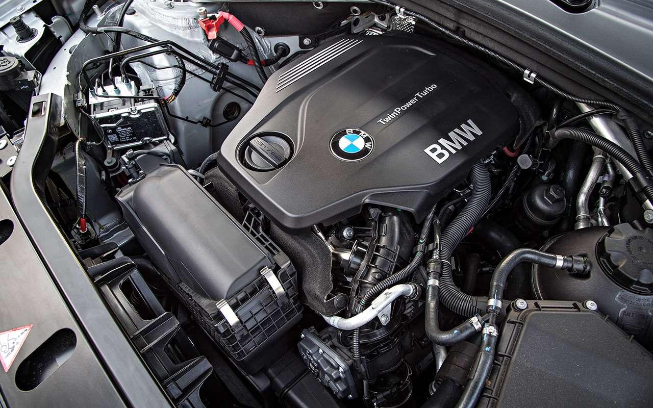 Наша сборка— это хорошо? Честный рассказ владельца BMW X3— фото 974484