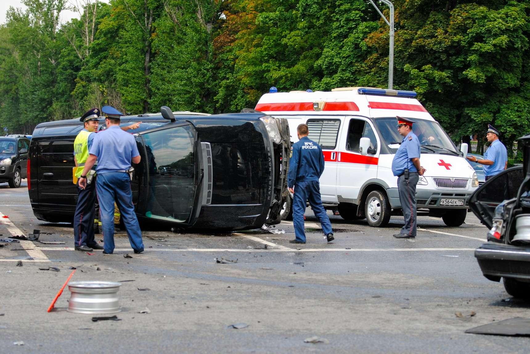 Почему происходят аварии: рейтинг причин ДТП отэкспертов ЗР— фото 604898